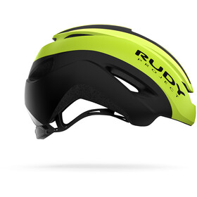 Rudy Project Volantis Casco, yellow fluo/black matte